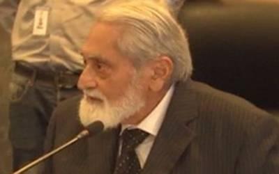 نجم سیٹھی کے استعفیٰ کے بعد جسٹس (ر) افضل حیدر نے پی سی بی کے قائم مقام چیئر مین کا عہدہ سنبھال لیا