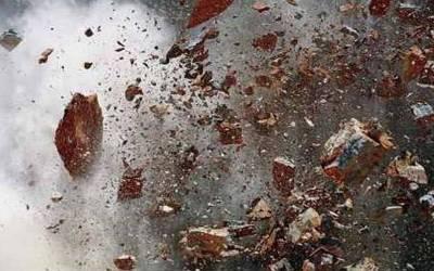 کوئٹہ میں سیکیورٹی فورسز کی گاڑی کے قریب دھماکہ
