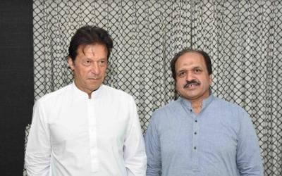 معروف سیاسی و سماجی رہنما محمد اکرم چوہدری وزیر اعلیٰ پنجاب کے سیاسی مشیر مقرر ،وزیر اعظم نے منظوری دے دی