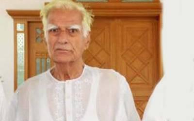 قائد اعظم محمد علی جناح کے ساتھی اور سینیٹر آصف کرمانی کے والد سید احمد سعید کرمانی ایڈووکیٹ کو سپرد خاک کر دیا گیا