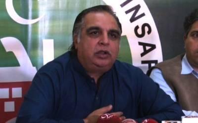 نامزدگورنرعمران اسماعیل نے سندھ اسمبلی کی رکنیت سے استعفا دے دیا
