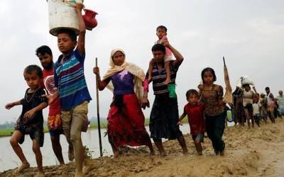 روہنگیا مسلمان فریاد کس سے کریں۔۔۔!