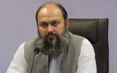 وزیراعلیٰ بلوچستان جام کمال نے صدارتی انتخاب کے لئے تحریک انصاف کی حمایت کااعلان کردیا