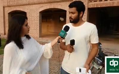 '' ہم کسی سے کم نہیں '' ایسا باصلاحیت پاکستانی نوجوان جس کی ہنر مندی جان کر آپ بھی داد دیئے بغیر نہیں رہ سکیں گے