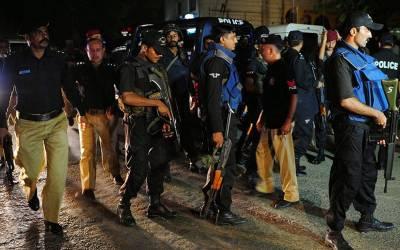 یوم دفاع کے موقع پر دہشت گردی کا بڑا منصوبہ ناکام ،سیکیورٹی فورسز کو اہم کامیابی مل گئی