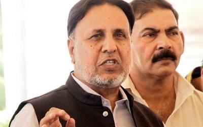 صوبائی وزیر میاں محمود الرشید نے ایسا اعلان کردیا کہ لاہوری خوشی سے نہال ہو جائیں گے