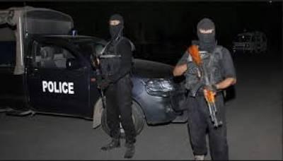 سی ٹی ڈی کی کارروائی ،3دہشت گردوں اسلحہ ،بارودی مواد سمیت گرفتار