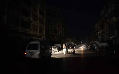بجلی کی بندش جاری، شارٹ فال 5560 میگاواٹ تک پہنچ گیا