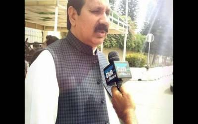 اشتعال انگیزتقریر کیس،ن لیگ کے رکن قومی اسمبلی ڈاکٹر ذوالفقار بھٹی کی ضمانت خارج، عدالت سے فرار