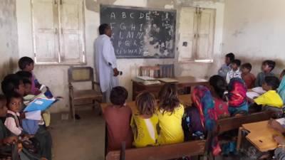 سندھ کے صوبائی وزیرسردارعلی شاہ کے آبائی گھر کے نزدیک گاؤں ماندھل میں بچوں کے لیے سکول قائم مگر دوسال سے استاد کاتقرر نہ ہوسکا