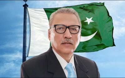 پاکستان تحریک انصاف کے ڈاکٹر عارف علوی 13 ویں صدر مملکت منتخب