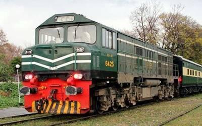 پڈعیدن ریلوے ٹریک پر دستی بم دھماکا،ٹرین سروس معطل