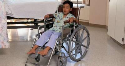 چارسدہ : ڈیڑھ سالہ بچے میں پولیو وائرس کی تصدیق،رواں سال کے دوران صوبے کا پہلا کیس ہے:محکمہ صحت