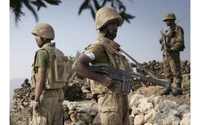 ایل او سی پر بھارتی فائرنگ سے پاک فوج کا اہلکار شہید