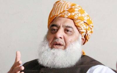 مولانا فضل الرحمان کا چیف الیکشن کمشنر کے استعفے کا مطالبہ مسترد