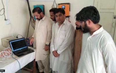 ڈی آئی خان میں زیر زمین گڑگڑاہٹ کا معمہ، اسلام آباد سے ماہرین کی ٹیم پہنچ گئی