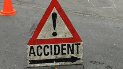 فیروز والہ :تیز رفتار وین الٹنے کے باعث خواتین سمیت 11افراد زخمی