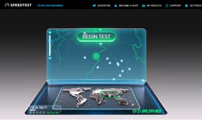 """انٹرنیٹ کی رفتار بتانے والی معروف ترین ویب سائٹ """"سپیڈ ٹیسٹ"""" نے کس پاکستانی نیٹ ورک کو سب سے تیز انٹرنیٹ کا ایوارڈ دیا؟ حیران کن خبر آ گئی"""
