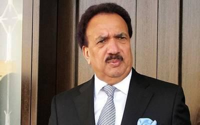 وزیراعظم بطورانچارج اموروزارت کشمیرآئندہ اجلاس میں پیش نہ ہوئے توواک آوٹ کرجاوں گا:سینیٹر رحمان ملک