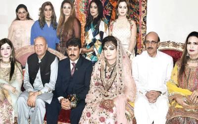 مشعال ملک کی ہمشیرہ کی شادی، یاسین ملک کو بھارت نے ویزا نہیں دیا