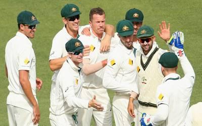 آسٹریلیا کا پاکستان کیخلاف 15 رکنی ٹیسٹ سکواڈ کا اعلان