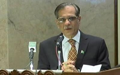 نیب تفتیش کرے تذلیل نہیں، نیب رویے پر کل ایک وکیل کا بیٹا میرے پاﺅں پڑ گیا،چیف جسٹس پاکستان