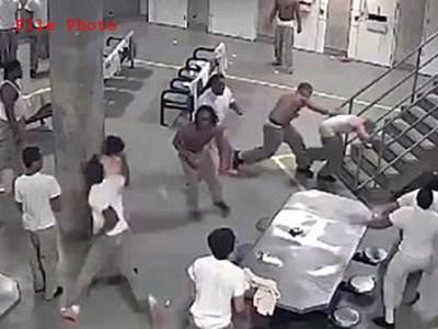 برازیل ، جیل پر حملہ، 105 قیدی فرار، 1 پولیس اہلکار ہلاک