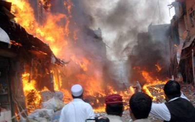 ننگر ہار، احتجاجی مظاہرے میں خود کش حملہ ،32افراد ہلاک ،130سے زائد زخمی ،ہلاکتوں میں اضافے کا خدشہ