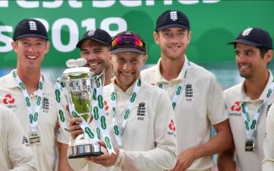 اوول ٹیسٹ : بھارت کو 118 رنزسے شکست،سیریز 4-1 سے انگلینڈ کے نام