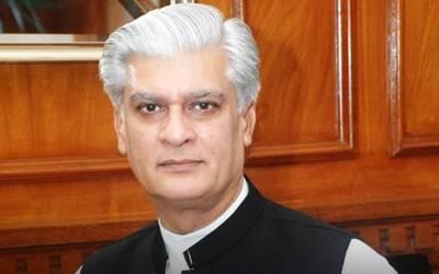 بیگم کلثوم نواز کی تدفین، حکومت سے کوئی رعایت نہیں چاہتے :آصف کرمانی