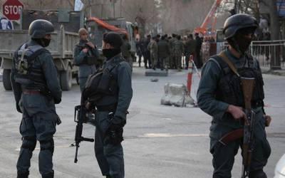 افغانستان کے صوبے ننگر ہار میں خودکش حملہ، 32 افراد ہلاک