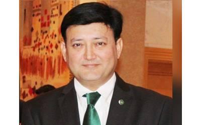 اوورسیز پاکستانیز کمیشن پنجاب کے کوآرڈی نیٹر برائے مڈل ایسٹ ، محترم کلثوم نواز کی تدفین اور آخری رسومات کی شرکت کے لئے پاکستان پہنچ گئے