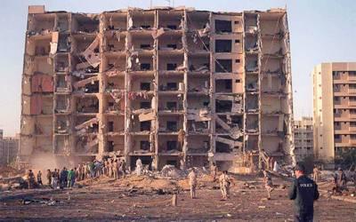 امریکی عدالت نے الخبر دھماکے کا ذمہ دار ایران کو ٹھہرا دیا، 104.7 ملین ڈالر معاوضے کا حکم