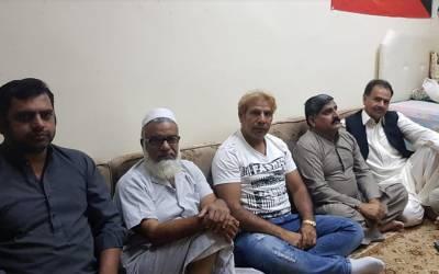 بیگم کلثوم نواز کی وفات پر مسلم لیگ (ن) کویت کا تعزیتی اجلاس
