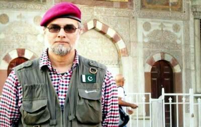 """""""مجرم خاندان کے جرم میں شریک خاینہ کو قوم کیلئے۔۔۔"""" بیگم کلثوم نواز کے انتقال پر زید حامد نے انتہائی گھٹیا بات کہہ دی، ہر پاکستانی غصے سے آگ بگولہ ہو گیا"""