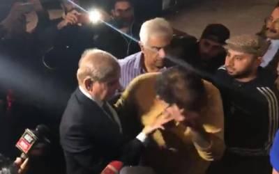 شہباز شریف لندن پہنچ گئے، نواز شریف کے انکار پر پیرول کے کاغذات پر میں نے دستخط کیے: صدر ن لیگ