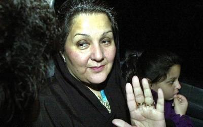 لندن میں بیگم کلوثم نواز مرحومہ کا پاسپورٹ مل گیا
