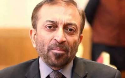 فاروق ستار نے ایم کیو ایم رابطہ کمیٹی کی رکنیت سے استعفیٰ دیدیا