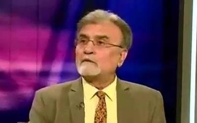 کیا شیخ رشید کو واقعی ان کی والدہ کے جنازے میں شرکت کی اجازت نہیں ملی تھی اور انہیں گرفتار کروانے والے شخص کا وزیر اطلاعات فواد چوہدری کیساتھ کیا تعلق ہے؟ معروف سینئر صحافی نصرت جاوید نے سچ سے پردہ اٹھایا تو ہر پاکستانی ہکا بکا رہ گیا