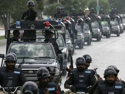محرم الحرام،پنجاب بھر میں سیکیورٹی کیلئے ایک لاکھ 40ہزارسے زائد پولیس افسران و اہلکار فرائض سر انجام دیں گے