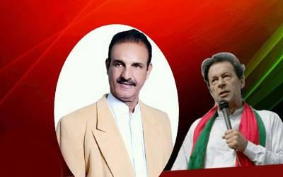 تحریک انصاف کو کراچی میں بڑا جھٹکا لگ گیا ،اہم ترین رہنما آصف زرداری کو پیارا ہو گیا