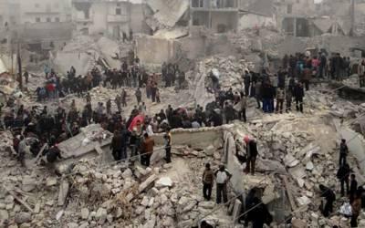 شام میں جاری خانہ جنگی میں لاکھوں افراد جاں بحق ، آبزر ویٹری نے دل دہلا دینے والے اعداد وشمار جاری کردیئے