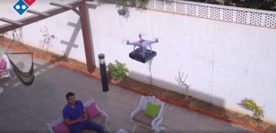 یہ ڈرون شہری کے سامنے ٹیبل پر کیا چیز گرا رہا ہے? ایسی خبر آ گئی کہ ہر کوئی عش عش کر اٹھا، نئی تاریخ رقم ہو گئی