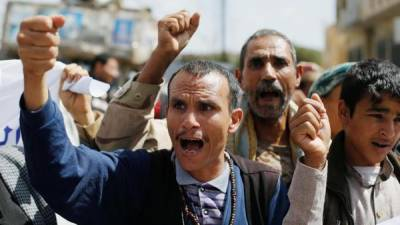 یمن:حوثی باغی الحدیدہ میں اقوام متحدہ کے دفاتر میں جا گھسے ہیں: وزیر اطلاعات معمر الاریانی