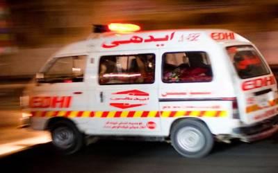 مظفر گڑھ، ٹرک اور گاڑی میں تصادم ،ایک ہی خاندان کے 4 افراد جاں بحق