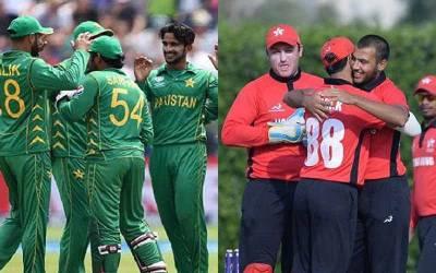 ایشیاکپ:پاکستان بمقابلہ ہانگ کانگ میچ آج ہو گا