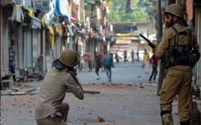 بھارتی مظالم کیخلاف مقبوضہ کشمیرکے اضلاع کلگام اوراننت ناگ میں ہڑتال، کل مقبوضہ کشمیر میں مکمل ہڑتال کا اعلان