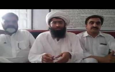 این اے 35بنوں ضمنی الیکشن ،تحریک انصاف کے امیدوار مولانا نسیم علی شاہ دراصل کون ہیں اور لال مسجد کی طالبات نے انہیں کہاں سے کس حال میں پکڑا تھا؟انتہائی حیران کن کہانی سامنے آگئی