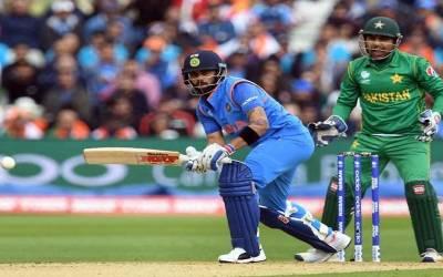 ایشیا کپ :پاکستان اور بھارت کے درمیان میچ آج کھیلا جائے گا