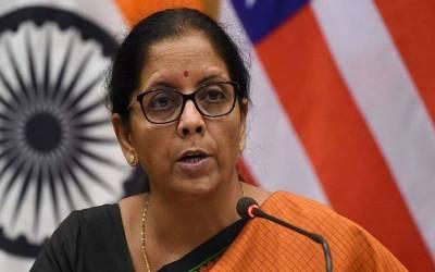 سدھو کے جنرل باجوہ سے گلے ملنے کے اثرات ہمارے فوجیوں پرپڑے، بھارتی وزیردفاع